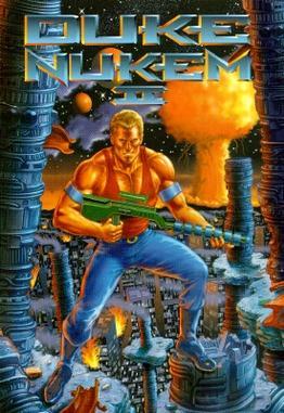 Duke Nukem II  Wikipedia