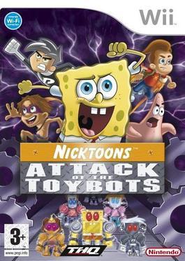 Nickelodeon Infinity Island Game : nickelodeon, infinity, island, Nicktoons:, Attack, Toybots, Wikipedia