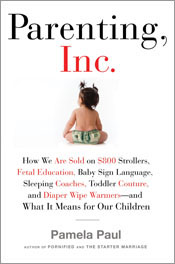 Front cover of Parenting, Inc.