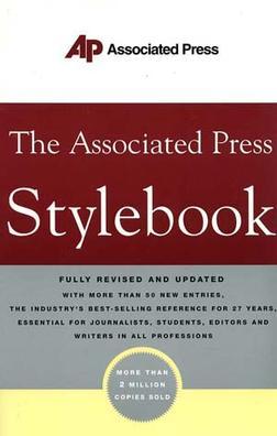AP Stylebook, 2004 edition