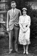 Charles and Anne Morrow Lindbergh