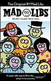 The cover of a Stern and Price Mad Libs book.