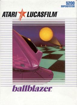 Ballblazer - 1984 - C64 - Lucas Arts
