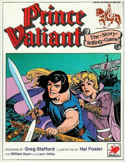 Prince Valiant: The Story-Telling Game softcov...
