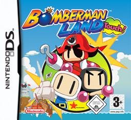 Green Anime Wallpaper Bomberman Land Touch Wikipedia