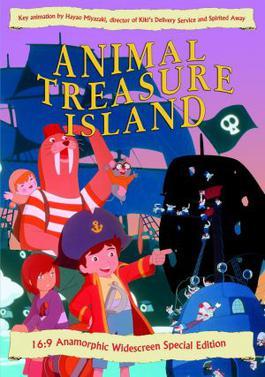 Animal Treasure Island - Wikipedia