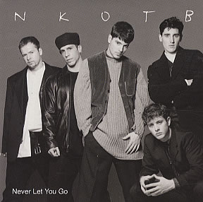 Never Let You Go (new Kids On The Block Song)  Wikipedia