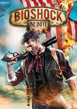 Bioshock Infinite's Cover Bioshock Infinite Bioshock Infinite (PC/360/PS3) Preview Official cover art for Bioshock Infinite