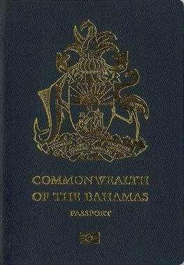 Bahamian passport  Wikipedia