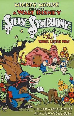 Les 3 Petit Cochon Disney : petit, cochon, disney, Three, Little, (film), Wikipedia