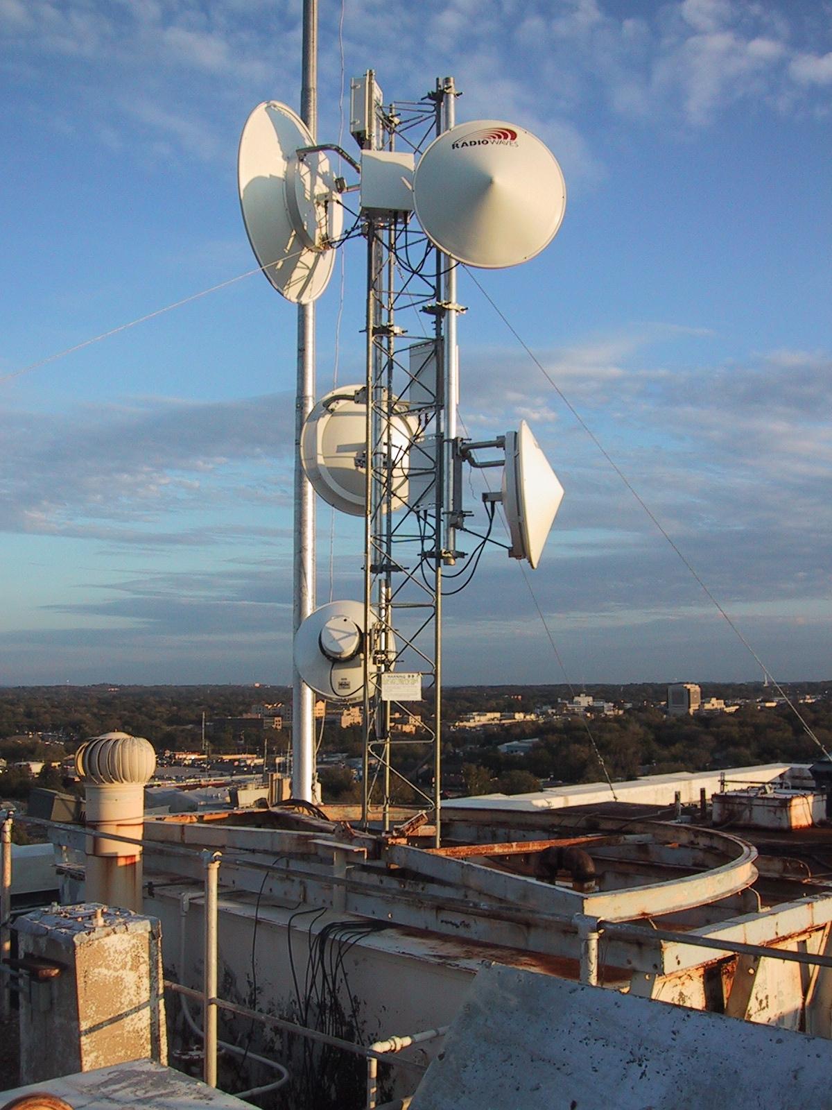hight resolution of wireless internet service provider