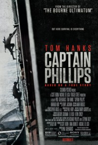 Poster for 2014 Oscars hopeful Captain Phillips