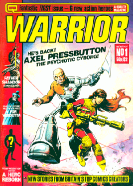 Warrior (comics)