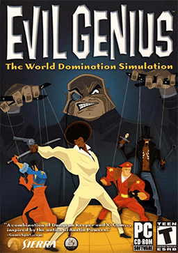 Evil Genius video game  Wikipedia