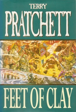 Feet of Clay (novel)