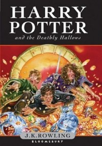 JK Rowling Books List : Harry Potter and the Deathly Hallows