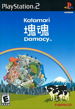Katamari Damacy  Wikipedia