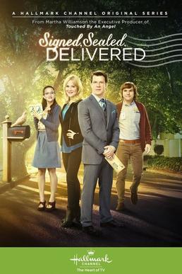 Signed Sealed Delivered TV series  Wikipedia