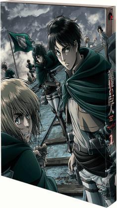 Shingeki No Kyojin Saison 3 Episode 2 : shingeki, kyojin, saison, episode, Attack, Titan, (season, Wikipedia