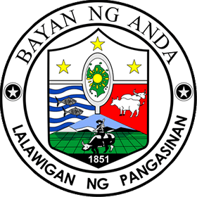 Seal of the Municipality of Anda, Pangasinan, ...