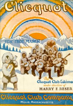 The Clicquot Club Eskimos