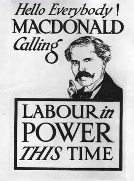 They dont make political posters like they used to