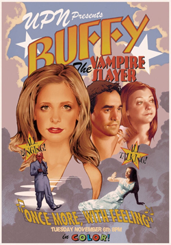 Once More, With Feeling (buffy The Vampire Slayer) Wikipedia