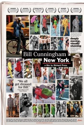 Bill Cunningham New York Movie Poster