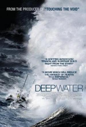 Film poster for Deep Water - Copyright 2006, I...