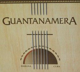 The Guantanamera logo