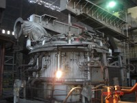 File:Submerged Arc furnace.JPG