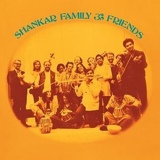 shankar family friends wikipedia