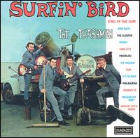 portada del single llamado Surfin Bird , editado en 1963