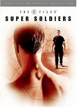 The XFiles Mythology Volume 4  Super Soldiers  Wikipedia
