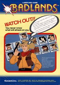 Badlands 1984 Video Game Wikipedia