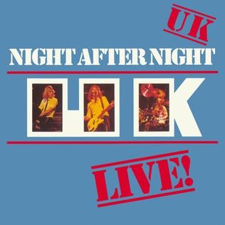 Night After Night (UK album)