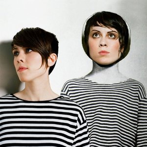 Tegan and Sara   Sainthood cover Indie Iphone Wallpaper