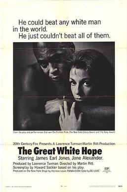 The Great White Hope Film Wikipedia