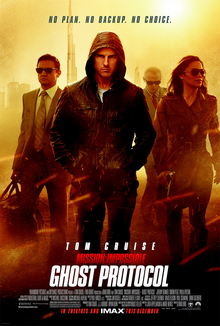 Download Film Mission Impossible : download, mission, impossible, Mission:, Impossible, Ghost, Protocol, Wikipedia
