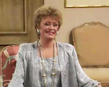 1000 ideas about Blanche Devereaux on Pinterest  Golden