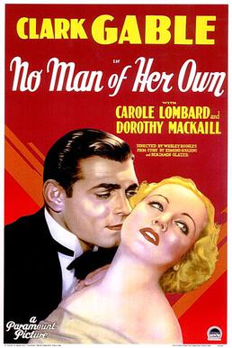 No Man of Her Own (1932 film) - Wikipedia