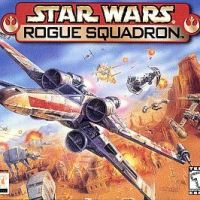 Star Wars: Rogue Squadron Nintendo 64 cover art
