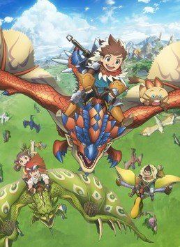 Anime Girl With A Fox Pet Wallpaper Monster Hunter Stories Ride On Wikipedia