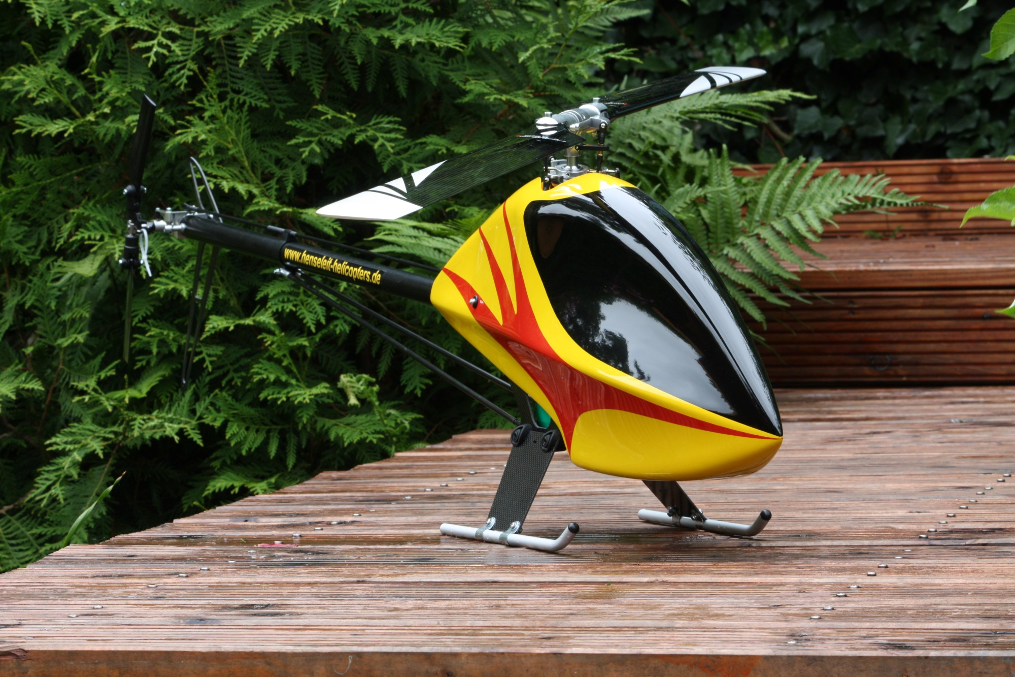 hight resolution of the 252 km h fast electric helicopter tdr