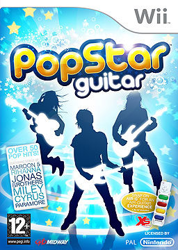 PopStar Guitar  Wikipedia