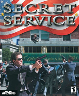 Secret Service (video game)