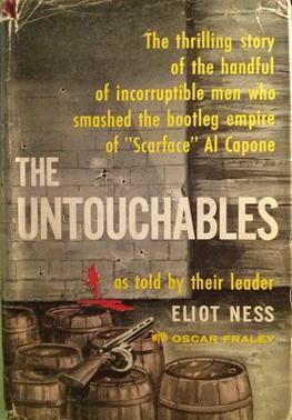 The Untouchables 1957 book  Wikipedia