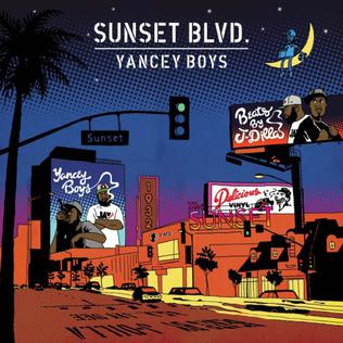 File:Yancey Boys, Sunset Blvd, front artwork, 2013.jpg