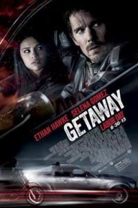 Poster for 2013 action thriller Getaway