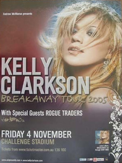 Breakaway World Tour Wikipedia